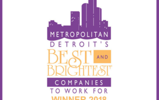 Coretek Named as Metro Detroit's Best and Brightest Companies to Work for 2018