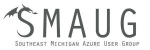 Southeast Michigan Azure User Group September 2019 Meetup