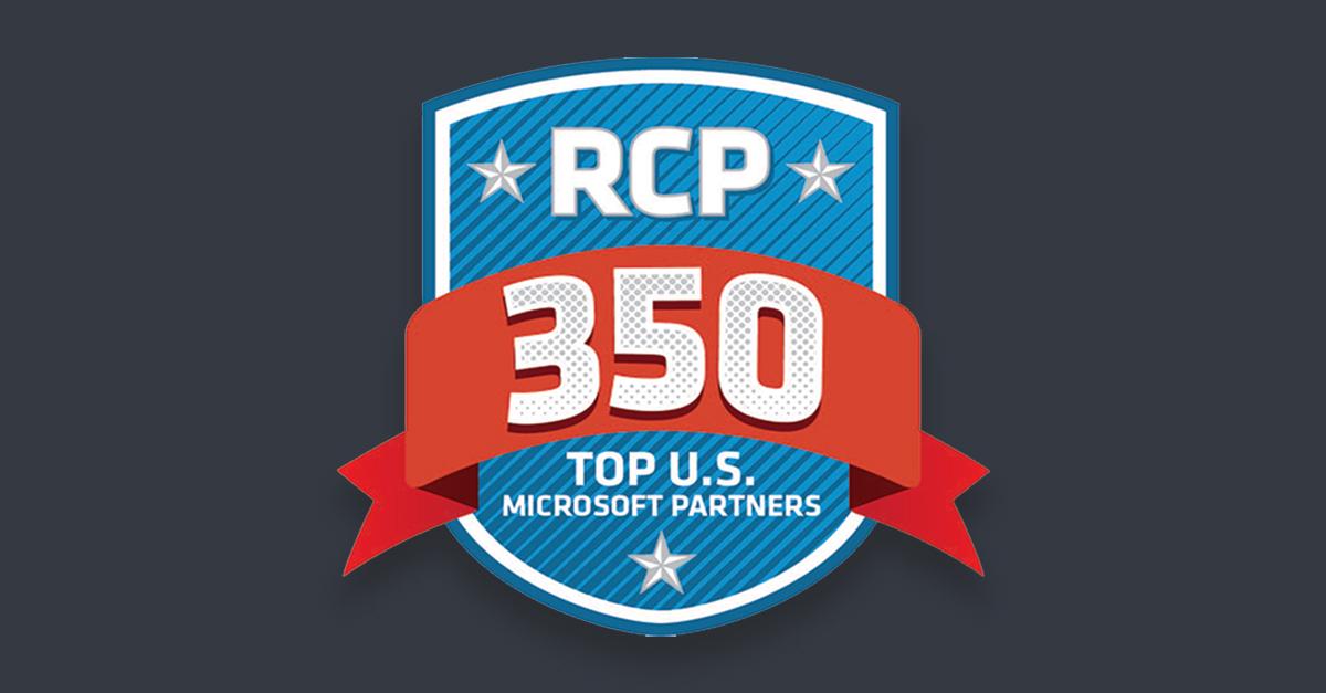Coretek Featured on Microsoft's Top 350 U.S. Partners List