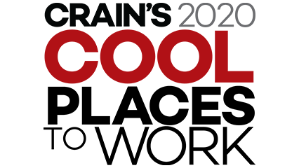 Coretek Services named to 2020 Cool Places to Work in Michigan Logo