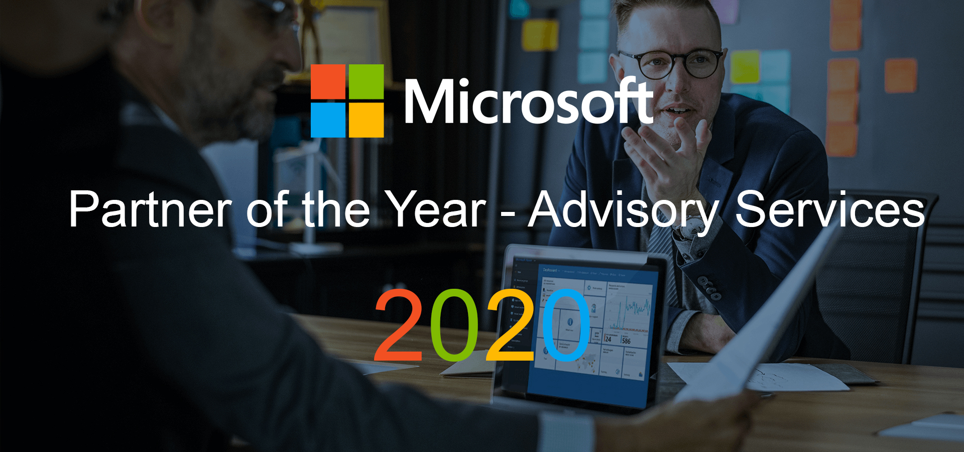 Coretek Services Recognized as 2020 Microsoft Partner of the Year – Advisory Services