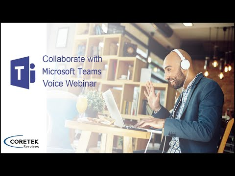 Collaborate with Microsoft Teams Voice