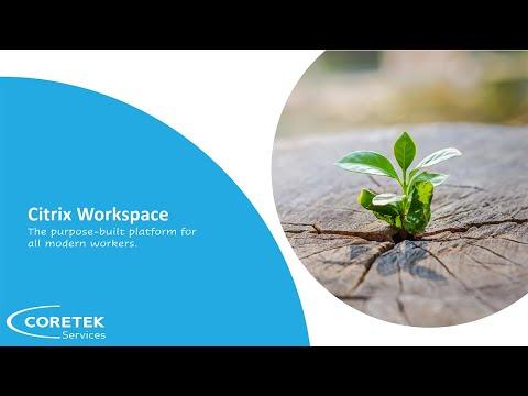 Citrix Workspace Webinar